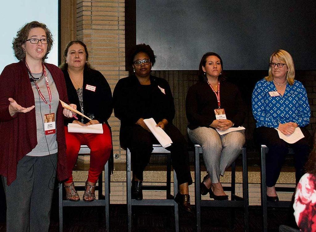 Student Affairs panel
